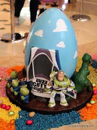 Easter Bonnet Decorating Contest by Grand Floridian Easter Eggs The Disney Food Blog