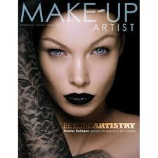 makeup artist magazine issue 95