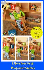Montessori Bookshelves by Montessori Inspired Baby Room Mama U0027s Happy Hive