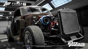 hoonigan cars real life forza motorsport 7 the fate of the furious day one car pack