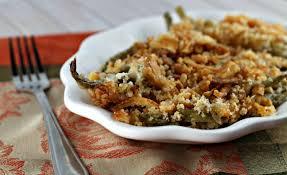 crock pot green bean casserole easy to make tasty to eat