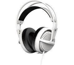 black friday deals gaming headsets steelseries siberia 200 gaming headset white deals pc world