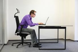 Neck Exercises At Desk How To Relieve Neck And Shoulder Tension Fit For Real Lifefit