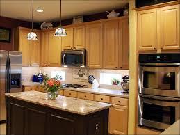 Red Kitchen Paint Ideas by Kitchen Dark Kitchen Cabinets With Light Floors Red Kitchen