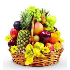 fruit baskets large fruit basket flower chimp