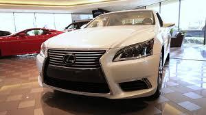 lexus ls 460 hybrid 2013 lexus ls 460 review youtube