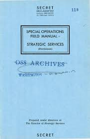 oss manuals soldier systems daily