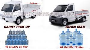suzuki carry pickup perbedaan suzuki carry pick up dan daihatsu grand max pick up