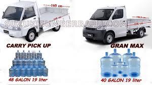 suzuki pickup bak carry pick up gran max suzuki sumber baru