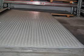 embossed sheet metal steel floor non slip actis furio