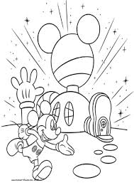 project awesome mickey mouse clubhouse coloring books