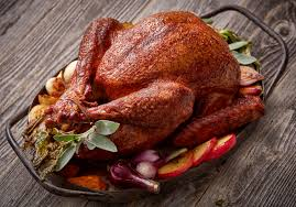 thanksgiving turkey where there s smoke and there s flavor