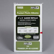 Pioneer Photo Album Refill Pages Photo Albums Binders U0026 Pages