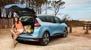 2017 Renault Grand Scenic Trunk Hd Wallpaper 55