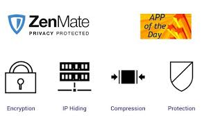 zenmate for android zenmate security and privacy vpn android app app review central