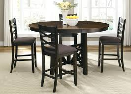 Butterfly Dining Room Table Round Butterfly Leaf Table Round Dinette Sets With Butterfly Leaf