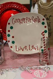 the 25 best cookies for santa plate ideas on pinterest santa