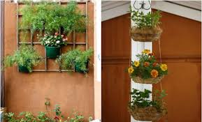 Diy Garden Ideas 2 Space Saving Diy Vertical Garden Ideas For Small Balcony