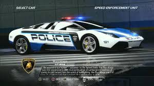 police lamborghini need for speed pursuit police lamborghini murcielago lp 640