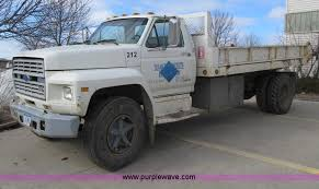 ford truck 1982 1982 ford f700 dump truck item e4674 sold april 30 vehi