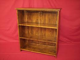 Shaker Bookcase Custom Handcrafted Solid Wood Bookcases Healthycabinetmakers Com