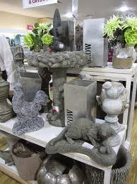ceramic garden stools at homegoods home outdoor decoration