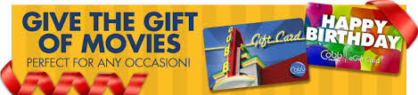 gift cards online cobb theatres gift cards