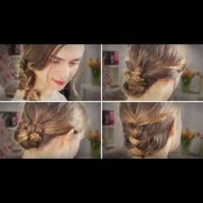 Hochsteckfrisurenen F Kurze Haare Zum Selber Machen Leicht by Gut Hochsteckfrisuren Für Kurze Haare Zum Selber Machen Leicht