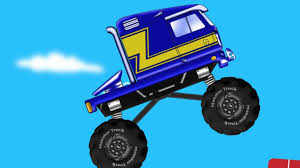 kids monster truck video wash hulk monster truck video for toddlers s children car wash