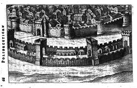 siege of reconstruction drawing of the siege of plataea in justus lipsius