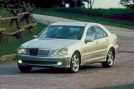 2004 mercedes station wagon 2001 07 mercedes c class consumer guide auto