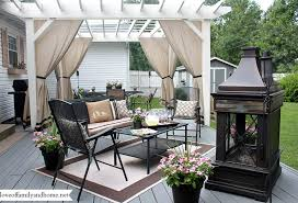 back deck pergola reveal love of family u0026 home