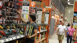 home depot black friday growth chart north korea could take back seat as stocks face big week for