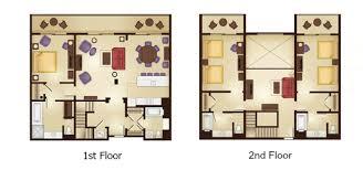 Disney Boardwalk Villas Floor Plan Animal Kingdom Villas Kidani Village Dvc Rental Store