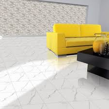 Two Seater Sofa Living Room Ideas Modern Living Room With Yellow Leather Two Seat Sofa