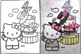 kitty coloring book corruptions