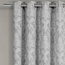 Black Floral Curtains 70 Blair Damask Floral Curtains Jacquard Drapes Grommet