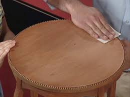 how to get stains out of wood table how to stain wood furniture how tos diy