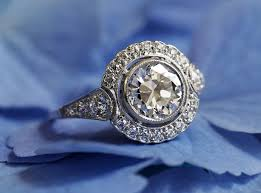 rings with brilliant images Vintage and antique engagement rings by brilliant earth jpg