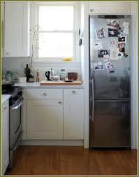 Cabinet For Mini Refrigerator Mini Refrigerator Cabinet Surround Home Design Ideas