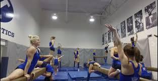 Challenge Viral Byu Gymnastics Team Goes Viral With Mannequin Challenge