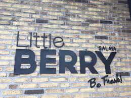 ร าน little berry wongnai