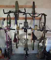 decoration two bike wall rack standing bike rack home vertical