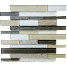 bestview silver lagoon mixed material stone and glass mosaic 12