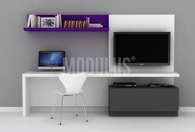 White High Gloss Computer Desk by Tv Cabinet And Computer Desk Combination For Bedroom Download D