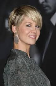 shorter hairstyles with side bangs and an angle short crops are hot but short crops with side bangs are even