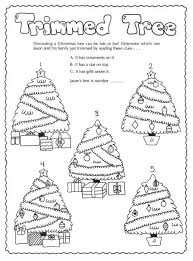 free worksheets christmas booklets printable free free math