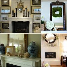 fireplace decorating ideas attractive fireplace decor with various simple mantel decoration