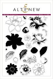 gardens and gardening rubber stamps 123stitch com