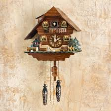 Cuckoo Clock Kit Black Forest Dancers Cuckoo Clock National Geographic Store